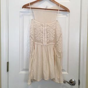 Free People | Lace Top
